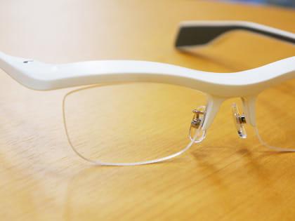 普通のメガネとしても十分利用できる