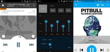 人気のミュージックプレイヤーアプリ!andronaviユーザがよく見るアプリを紹介