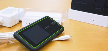 最大26,000円のキャッシュバック!通信費が抑えられて持ち運びに便利な「BIGLOBE WiMAX 2+」に注目