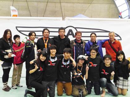 初めての日本選考会「World Drone Prix」