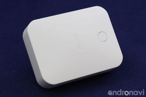 無線LANポートを搭載したモデル「WEX-733D」