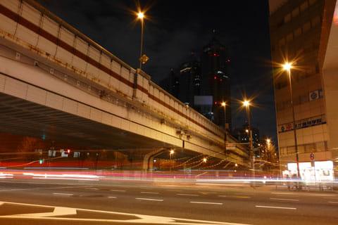長時間露光の撮影も可能:ISO感度125、絞り7.1、シャッタースピード5秒 (6)