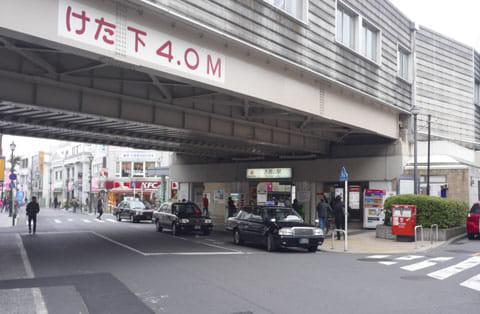 東急東横線「大倉山」駅