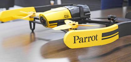 ドローン購入に役立つ!最新ドローンDJI社「Phantom」とParrot社「Bebop」のスペック比較!