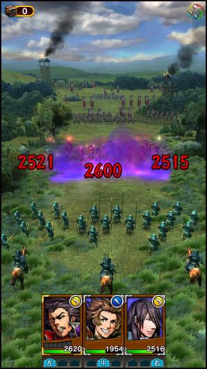 戦魂 -SENTAMA-:3Dで兵士たちが所狭しと動き回る!