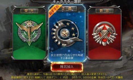 戦車帝国:ポイント1