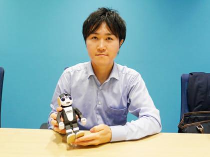 シャープ株式会社 コンシューマーエレクトロニクスカンパニーの広報担当「柿澤」さん