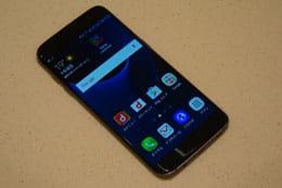 ハイエンドスマホ「Galaxy S7 edge」をレビュー