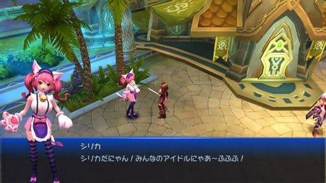 ドリームタワー 無双の剣姫:ポイント5