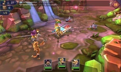 ロードモバイル:RPGとしてのシステムも秀逸!