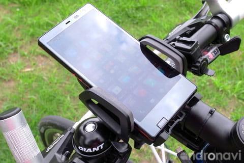自転車専用マウントフォルダー CAPDASE