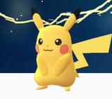 Pokémon GO(ポケモンGO):人気者のピカチュウ