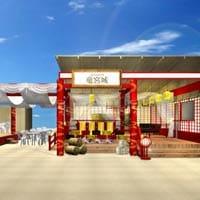 auユーザはお得?「乙ちゃんの竜宮城」が7月18日より期間限定で逗子海岸にオープン