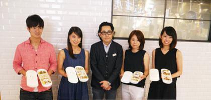 """7/15、16に一般イベント!慶應大学の学生が考えた、LINEの質問に答えるだけでお弁当が""""処方""""される「デリ・サプリ」"""