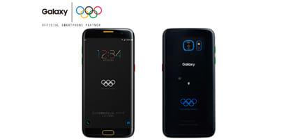 auより2016台限定オリンピックモデル「Galaxy S7 edge Olympic Games Edition」が7月19日から発売!