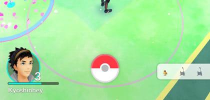 基本の基その2!動かなくても大丈夫!フィールドできることを知っておこう『Pokémon GO(ポケモンGO)』