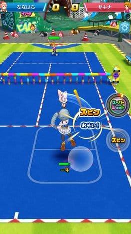 白猫テニス:ポイント2