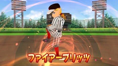 甲子園物語:▲実況、イナズマ高校野球!