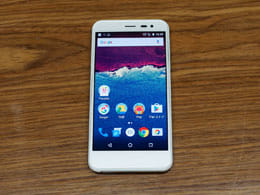 Android One搭載端末「507SH」