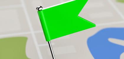 Googleマップの活用法!ラベル機能を使ってルート検索を簡単にする方法