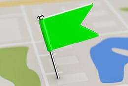 ラベル機能を使ってルート検索を簡単にする方法