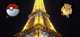 パリでポケモンGOを遊んでみた