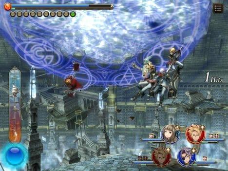 Heaven×Inferno:フィールドアバランチをうまく発生させると回復もできる!
