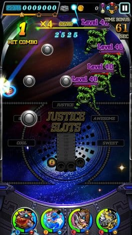 JUSTICE MONSTERS FIVE(ジャスモン):ポイント2