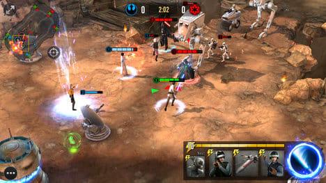 スターウォーズ:フォースアリーナ(Star Wars:Force Arena):ポイント8