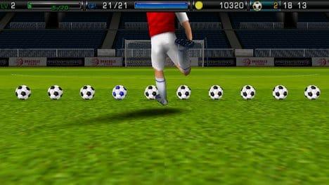 ワールドサッカーコレクションS:ポイント7