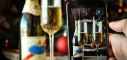 ヨーロッパ産のおいしいワインとお酒アプリをチェック