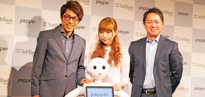 田村淳もビックリ!進化したPepper(ペッパー)、5つの新機能を2月8日から順次搭載