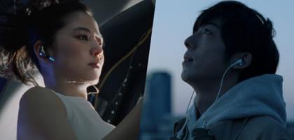 dTVの新CMが感動!長澤まさみ扮する女性飛行士と、高橋一生との宇宙を超えた夫婦の絆