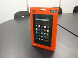 「Kindle Fire」のスペックは?