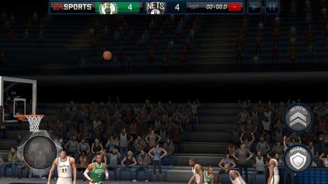NBA LIVE Mobile バスケットボール:ポイント6