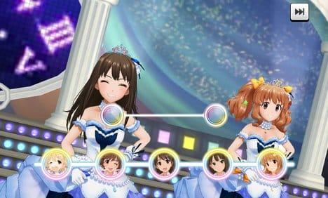 アイドルマスター シンデレラガールズ スターライトステージ:ポイント4