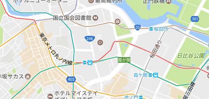 【FAQ】『Googleマップ』で地下鉄や電車の線路図が見れる設定を教えてください