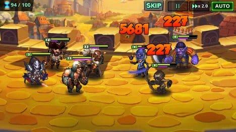 スーパー・ヴィラン・ウォーSuper Villain War:ポイント4