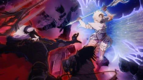 黒騎士と白の魔王:アニメーションのクオリティは映画レベル!