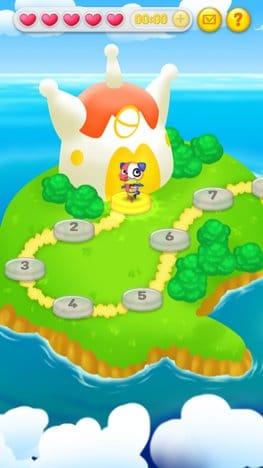 キュアリーズ◆パズルで爽快!かわいい妖精たちのカラフルパズル:ポイント2