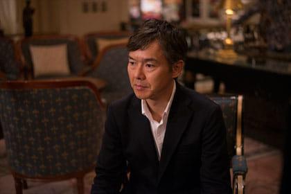 幅広い演技が好評の渡部篤郎氏がパパ役に