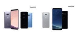 「Galaxy S8」と「Galaxy S8+」