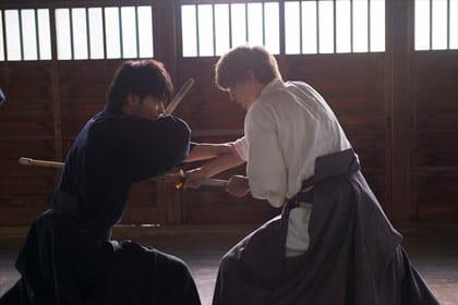 「銀魂-ミツバ篇-」にフォーカスをあてたオリジナルドラマ