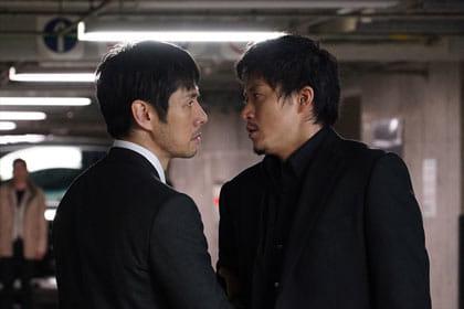 小栗旬さん、西島秀俊さん出演