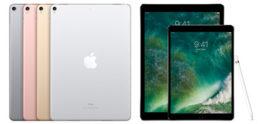 「iPad Pro 10.5インチ」および「iPad Pro 12.9インチ」が登場する