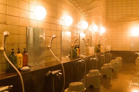 お風呂の何がよろしくないかというとその高温多湿な環境そのもの