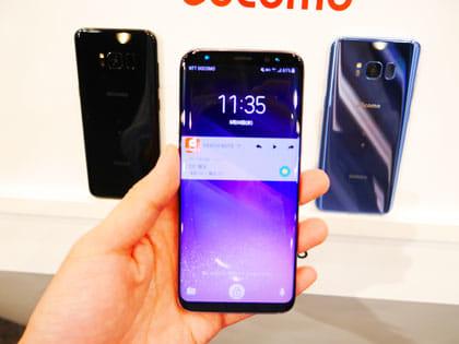 Galaxy S8 SC-02J