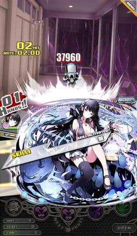 ディバインゲート零(ディバゲ):序盤はフレンドの火力で乗り切り、★6のユニットを獲得するべし。