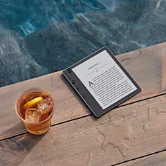 Kindle初の防水仕様