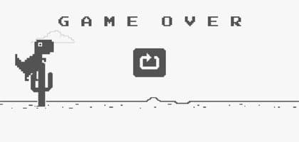 【FAQ】『Chrome』のミニゲームをオフラインにしなくても遊べる方法はありませんか?